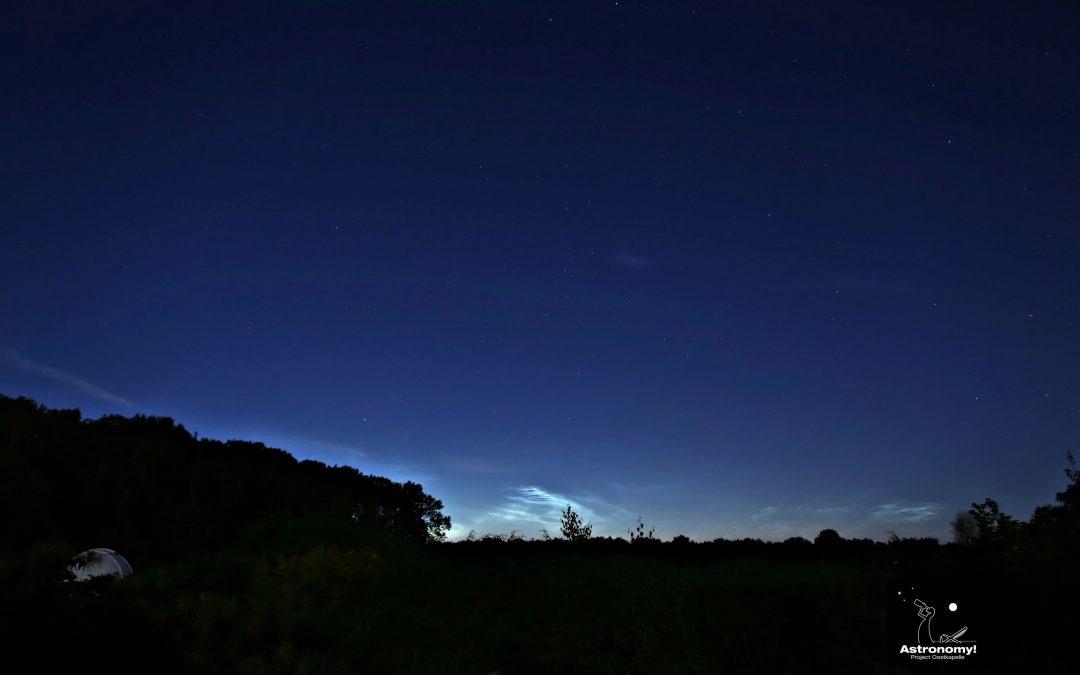 Noctilucent Clouds 2019